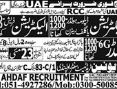 Latest International Jobs in Union Trade Test and Training Center 2019