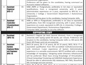 Lecturer,Assistant Professor,Associate Professor Jobs In University Of Turbat