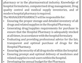Manager Pharmacy Job In Lady Reading Hospital Medical Teaching Institution Peshawar