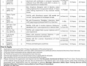 National Defence University Islamabad Offering Jobs 2019