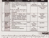 Pakistan Based Company  Offering Jobs In Muzaffarabad