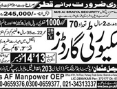 Security Guard  Jobs  In Qatar