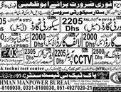 Security Guard & Life Guard Jobs In UAE