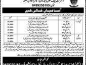 Teacher Jobs in Kasur