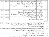The Peshawar High Court Jobs