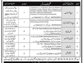 Wapda Consultant jobs in Rawalpindi