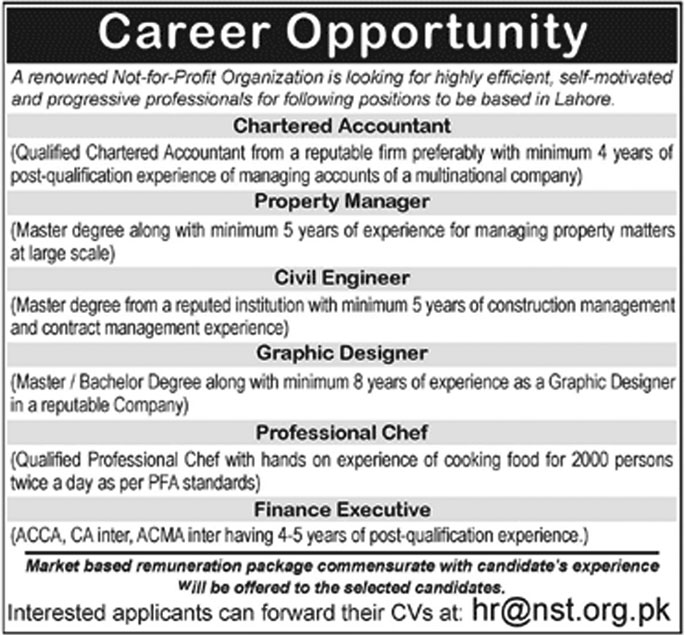 Job In Property Manager Required 31 Dec 2018