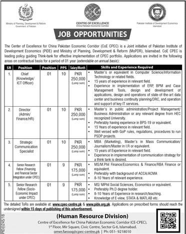 Jobs in Centre of Excellence 15 July 2015