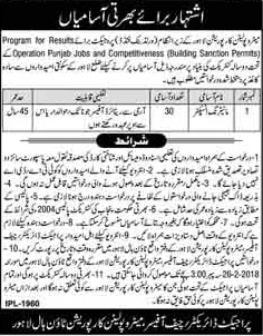 Jobs in Metro Politician Corporation in Lahore 14 Feb 2018