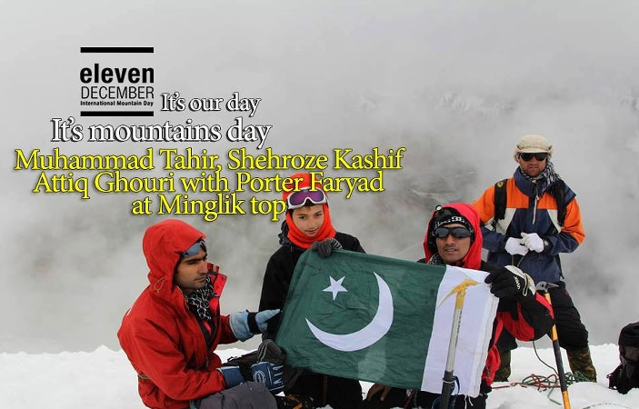 15 Year Old Boy Conquered Highest Passes in Pakistan