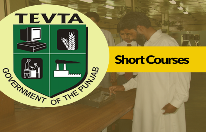 Shahbaz Sharif Announced Free TEVTA Short Courses 2017