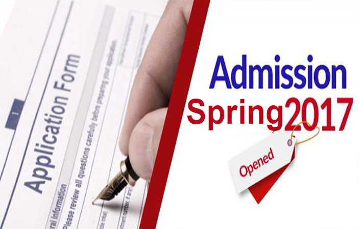 Allama Iqbal Open University Spring Admission 2017
