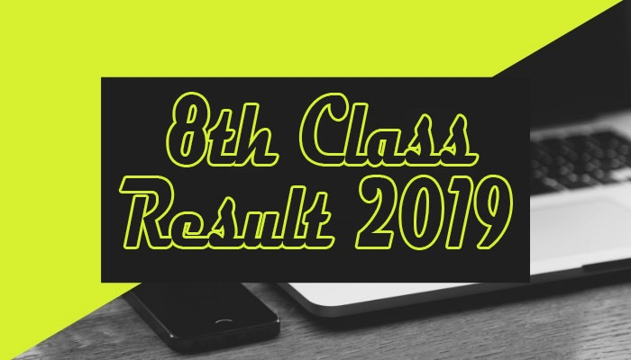 8th class result 2019 is announced in all BISE Boards