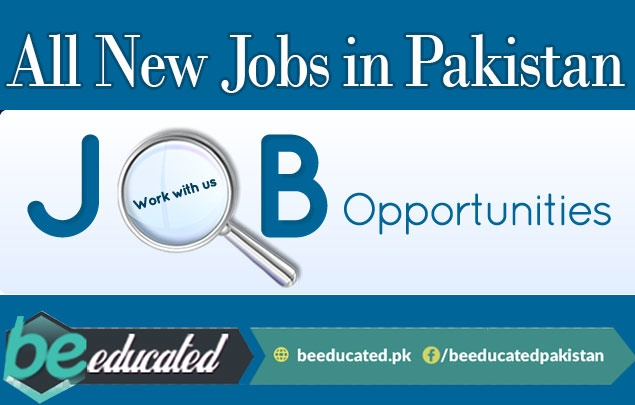 All Latest Jobs in Pakistan 2019 on Beeducated
