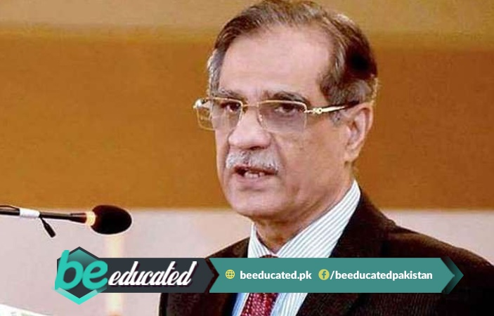 CJP Wants Dams To Be Constructed in Pakistan