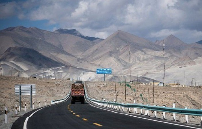 CPEC Fiber Optic Project Completed