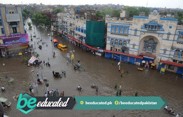 Due to Stormy Rains in Punjab 15 People Were Killed