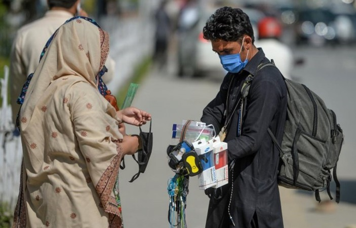 Latest news on coronavirus epidemic disease from Pakistan and around the world