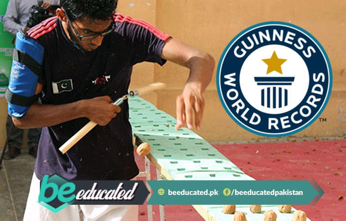 Mujtaba Hassan Enlisted in Guinness Book of World Records