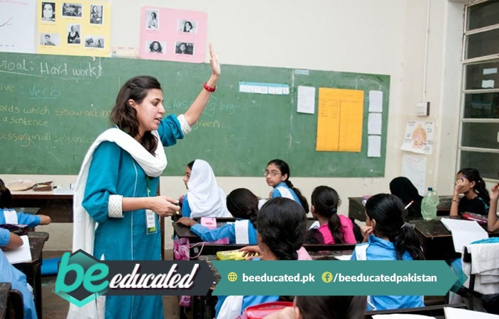 New Way Introduced to Address Teachers in Punjab Schools
