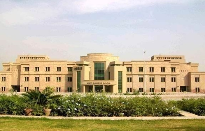 NUST gains rank in QS Asia university Rankings