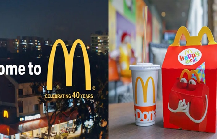 On 40th Anniversary of Mcdonalds Plan To Take Us Back to 90's