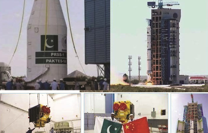 Pakistan Takes Control of its First Remote Sensing Satellite PRSS-1