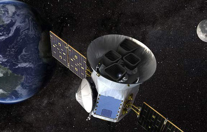 Planet Hunting Satellite TESS Finds Earth like Planet