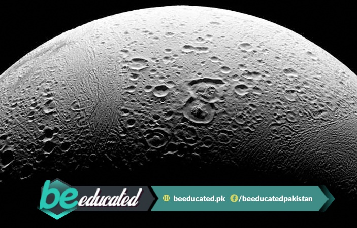 Possibility of Life on Saturns Moon Enceladus