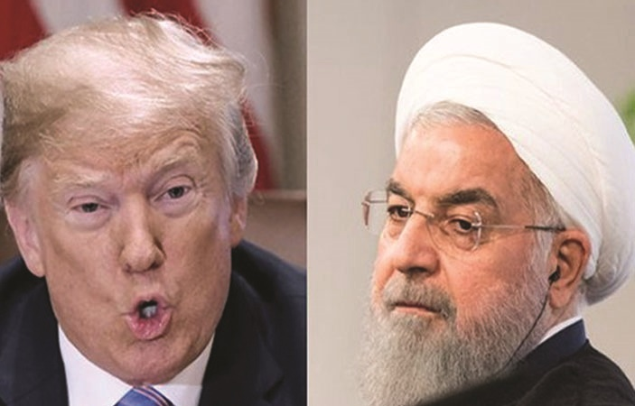 The United States once again imposes economic sanctions on Iran