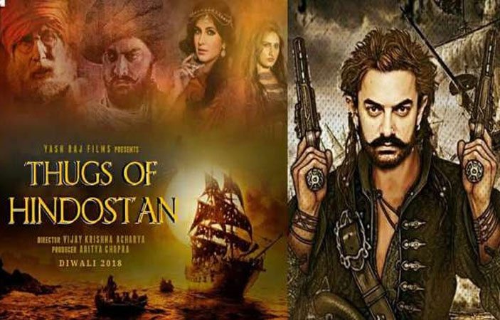 Thugs of Hindostan's Trailer Leaves People in Awe