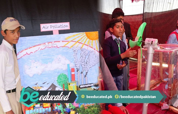 Two Day Science Festival at University of Agriculture Faisalabad