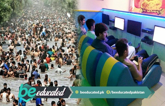Youngsters are Going for Swimming & Playing Video Games to Enjoy their Summer Holidays