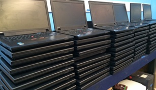 Laptops distributed among Punjab University students by HEC
