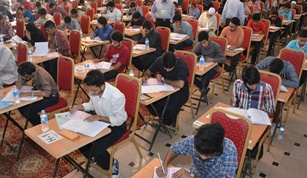 Around 65,000 aspirants appear in Medical Colleges' test