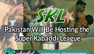 Pakistan Will Be Hosting the Super Kabaddi League