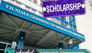 Vilnius Gediminas University Is Offering Scholarships for Pakistanis