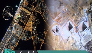 10 Places on Earth That Can Be Seen From Outer Space