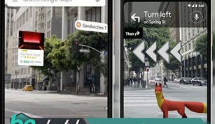Google Maps Introduces Its New Augmented Reality Feature