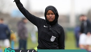 Jawahir Roble Becomes the First Female Muslim Football Referee