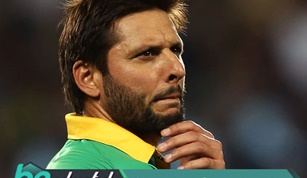 Shahid Afridi Will Be Leading the ICC World XI
