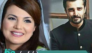 Reham Khan Sends Rs 5 Billion Legal Notice to Hamza Ali Abbasi