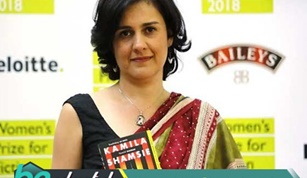 British Pakistani Kamila Shamsie Wins Womens Prize for Fiction 2018