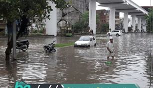 Heavy Rainstorm Kills 3 People in Lahore