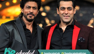 Salman and Shah Rukh Khan Reunites