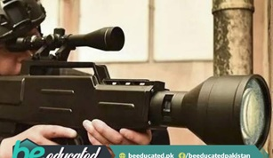 China Claims to Have Developed a Laser Kalashnikov