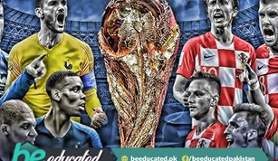 2018 FIFA World Cup Final Will Be Played Between Croatia and France
