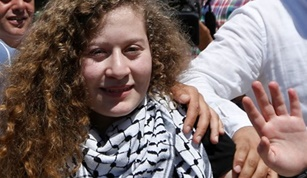 Ahed Tamimi Ready to go to Prison Hundred Times for Palestine's Freedom