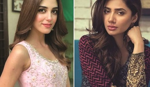 Maya Ali Receives Criticism for Copying Mahira Khan
