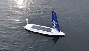 World's First Robot Boat Sails Across the Atlantic on Its Own